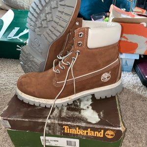 Timberland 6inch Boot Rust sz 10